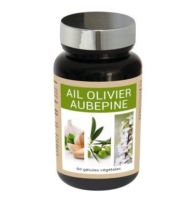 Ail olivier aubépine