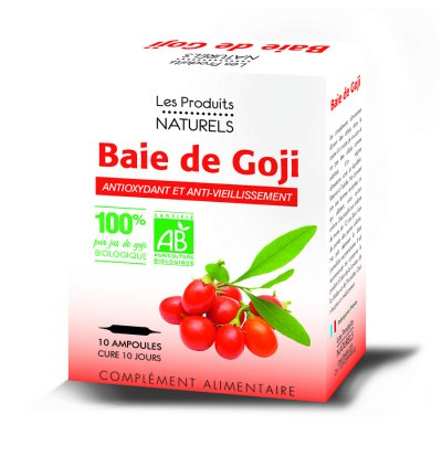Baie de Goji