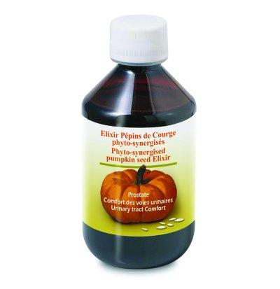 Elixir de pépins de courge