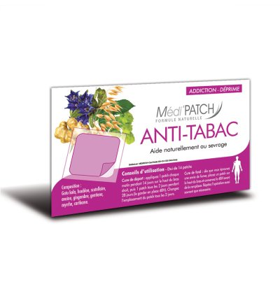 Patch Anti-Tabac