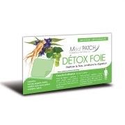 M�di'PATCH Detox foie