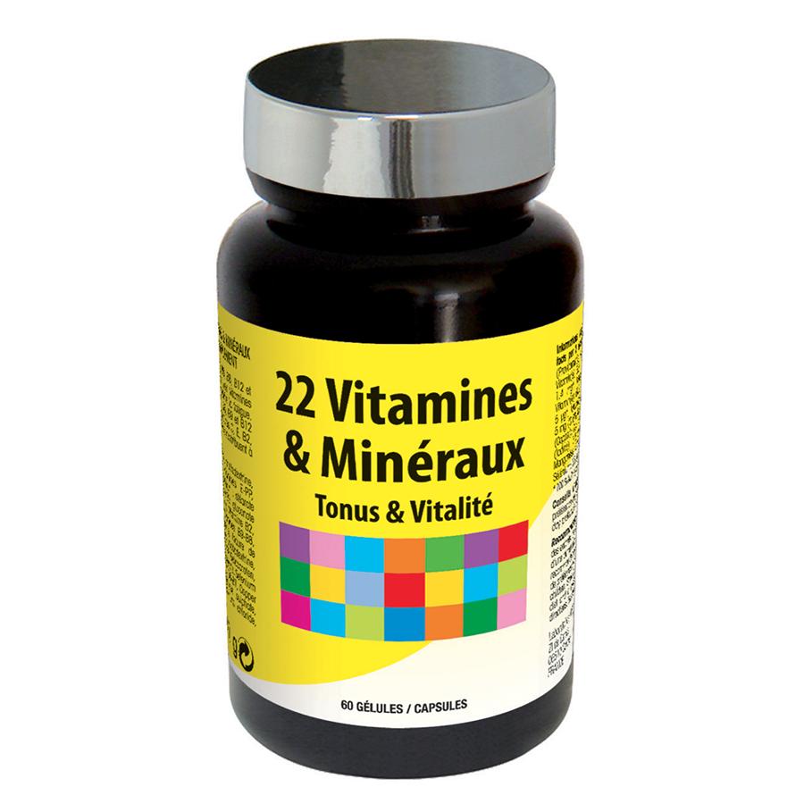 vitamine 22 programme tonus et vitalite les produits naturels. Black Bedroom Furniture Sets. Home Design Ideas